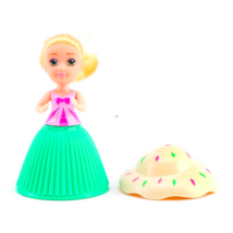 Cupcake  Meglepi mini sütibaba - Sabrina - Játékfigurák dc08901fc2