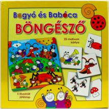 Bogyó és Babóca: Böngésző játék