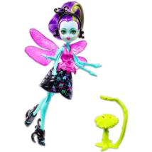 Monster High: Rémségek a kertben - Wingrid, a szitakötő