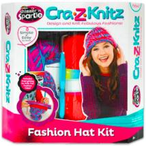Cra-Z-Knitz Trendi Csajszi Sapi Design