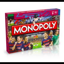 Hasbro Monopoly FC Barcelona