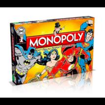 Hasbro Monopoly DC Comics társasjáték