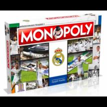 Real Madrid Monopoly (magyar)