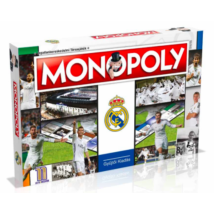 Real Madrid Monopoly (magyar)