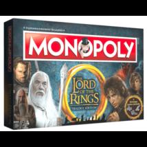 Hasbro Monopoly Gyűrűk Ura (magyar)