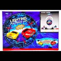 Lightning Pull Back Car autókilövő pálya