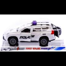 Toyota Land Cruiser rendőrségi terepjáró