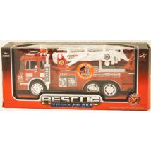 Rescue Zero Team tűzoltóautó