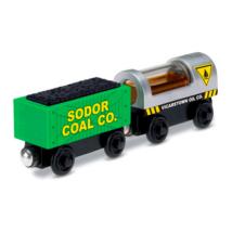 Thomas Fa: Diesel és Steamie mozdonyok