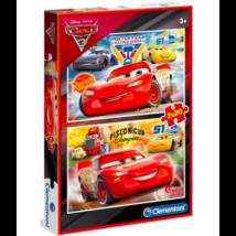 Clementoni Verdák 3 - 2x20 darabos puzzle
