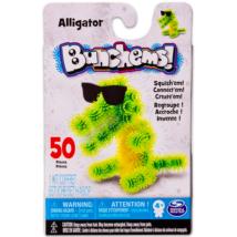 Bunchems: 50 darabos krokodil formázó készlet
