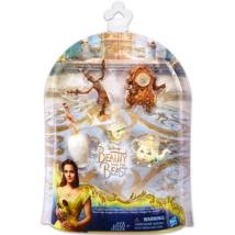 Disney Szépség és a Szörnyeteg: kastély barátok minifigurák