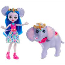 Enchantimals: Ekaterina elefánt és Antic figura
