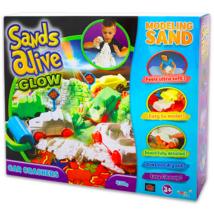 Sands Alive: világító járgányok készlet