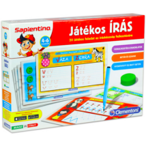 Sapientino Játékos Írás fejlesztő társasjáték - új kiadás
