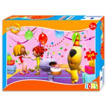 Minimax: 104 darabos puzzle