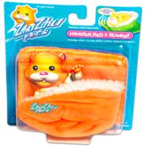 Zhu Zhu Pets: Narancssárga hörcsögpihenő ágy