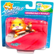 Zhu Zhu Pets: Rózsaszín hörcsögpihenő ágy