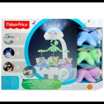 Fisher-Price: 3 az 1-ben altatódalos kiságyforgó