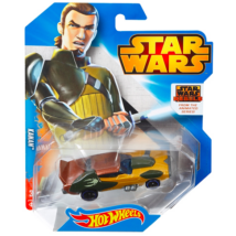 Hot Wheels: Star Wars - Kanan kisautó 1/64