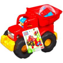 Mega Bloks: 2 az 1-ben teherautó