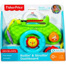 Fisher-Price: Játékos műszerfal