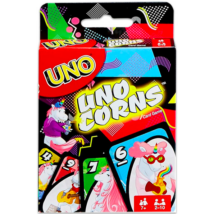 UNOkornis - Egyszarvú Uno kártyajáték