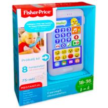 Fisher-Price: Kacagj és Fejlődj! csevegő okostelefon