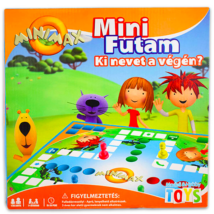 Minimax: MiniFutam - Ki nevet a végén? társasjáték