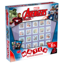 Top Trumps MATCH – Avengers