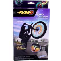 Fuze színváltó kerékpár küllő dekoráló lámpa
