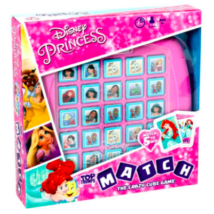 Top Trumps MATCH – Disney Princess