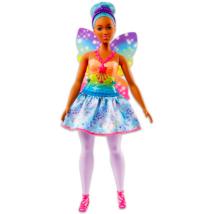 Barbie Dreamtopia: kék hajú Tündér baba