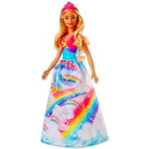 Barbie Dreamtopia: Szőke hercegnő baba