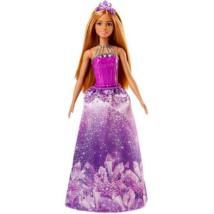 Barbie Dreamtopia: Szőke hajú hercegnő baba
