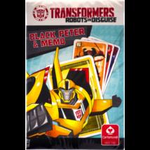 Transformers Fekete Péter és memória kártya
