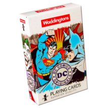 DC Comics Retro Waddingtons (francia kártya)