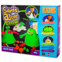 Sands Alive: világító szörnyecskék készlet