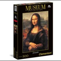 Clementoni Leonardo - Mona Lisa - 500 darabos puzzle