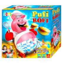 Pufi Röfi társasjáték új kiadás