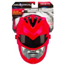 Power Rangers - Vörös Ranger maszk hanghatással
