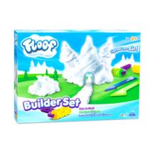 Floof! Hópehely gyurma: formázó készlet - 150g