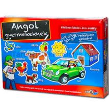 Angol gyermekeknek társasjáték