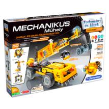 Mechanikus Műhely: Daruk és emelőszerkezetek