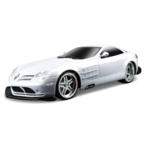 Maisto Mercedes SLR McLaren távirányítású autó - szürke