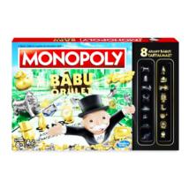 Monopoly: Bábu Őrület családi társasjáték
