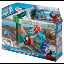 Thomas és barátai: rombolás a dokknál