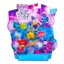 Littlest PetShop: Kozmikus kisállatok figura szett