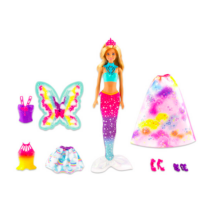 Barbie Dreamtopia: öltöztetős Barbie