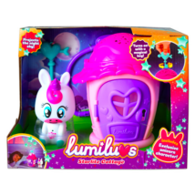 Lumiluvs: Csillagfény házikó - pink